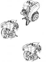 Двигатель К90500250-01
