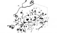 Электрооборудование мотовездехода (с 25.05.13)