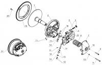Регулятор центробежный L40600600-01