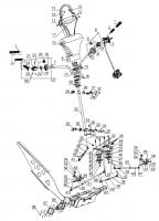 Управление рулевое L30301600 введено с 01.2014 взамен L30301500