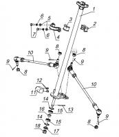 Рулевое управление (до 25.05.13)