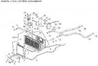 Модуль 114322: Система охлаждения