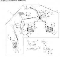 Модуль 114330: Система тормозная
