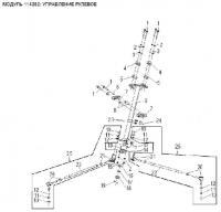Модуль 114282: Управление рулевое