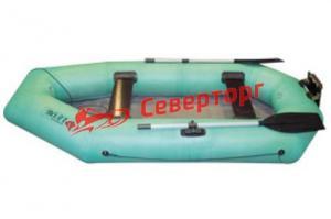 Лодка «Волга 270М» (под мотор до 3,5 л.с.)