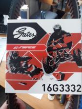 Gates 16G3332